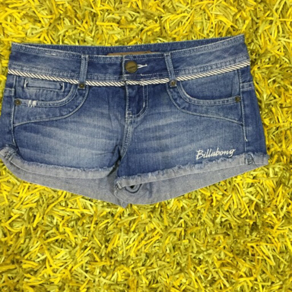 Used BILLABONG DENIM SHORTS in Dubai, UAE