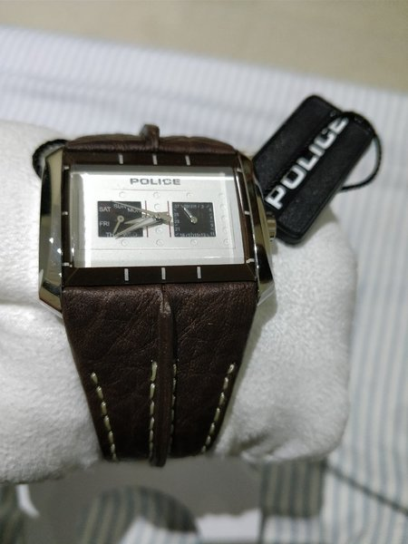 Used POLICE watch - never used in Dubai, UAE