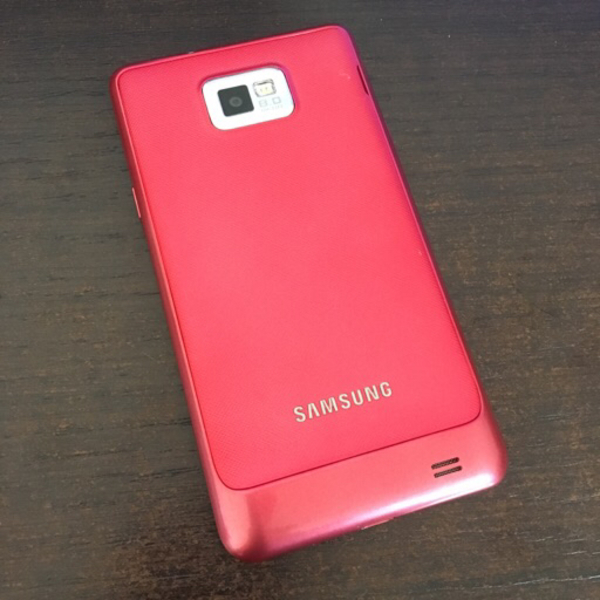 Used Samsung Galaxy S2 good condition in Dubai, UAE