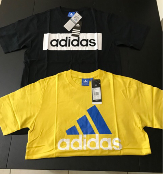 Used Bundle Offer No. 8 Men's Adidas Shirt in Dubai, UAE