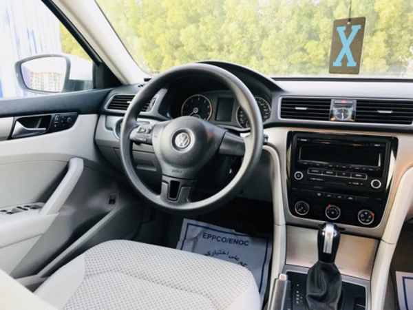 Used Passat 2014 in Dubai, UAE