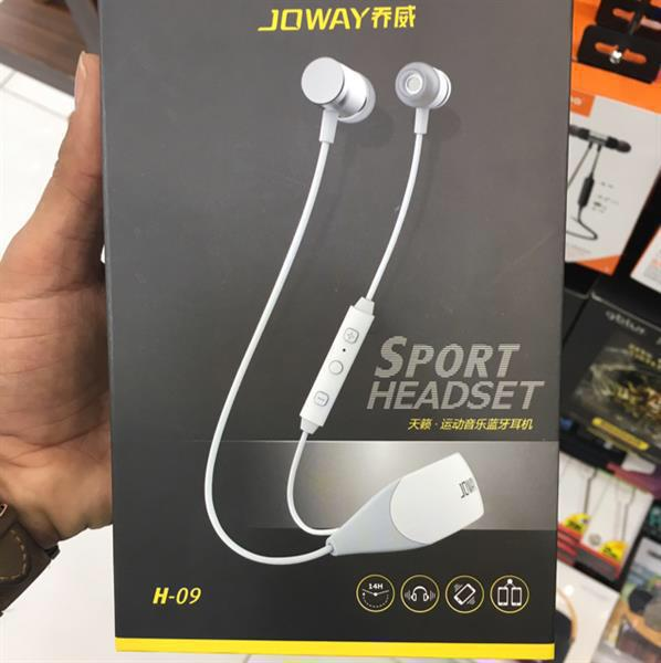 Used Wireless Bluetooth Headphone White By Joway Brand New In Market in Dubai, UAE
