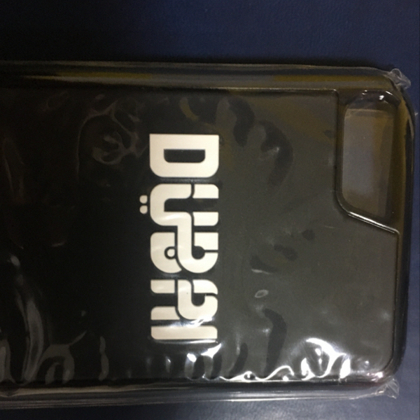 Used iPhone 6 & 6s DUBAI LOGO cover  in Dubai, UAE