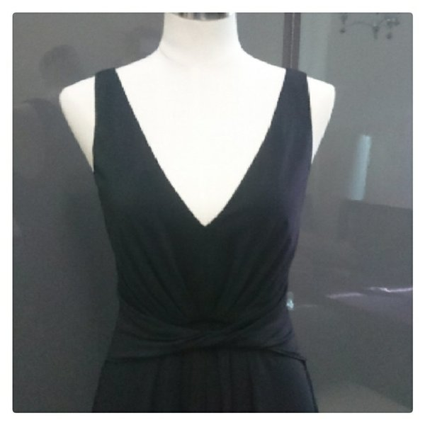 Used Tahari Black Dress ❤ Size Small in Dubai, UAE