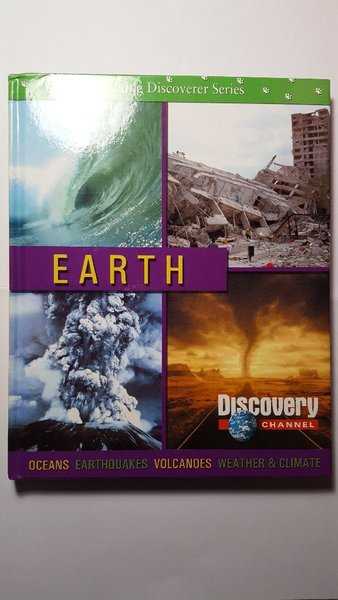 Used Earth- discovery channel in Dubai, UAE