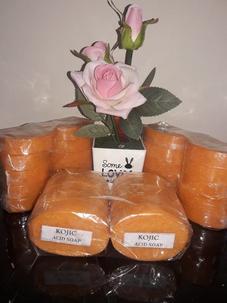 Used kojic acid soap in Dubai, UAE