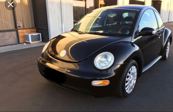 Used Beetle Car No Accident in Dubai, UAE