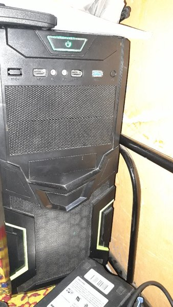 Used Gaming pc i3 in Dubai, UAE