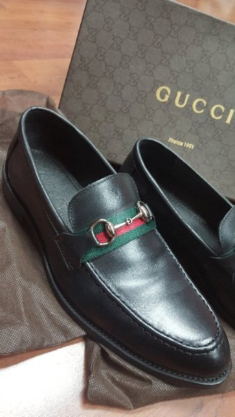 Used Brand new Gucci Shoes Size 43 in Dubai, UAE