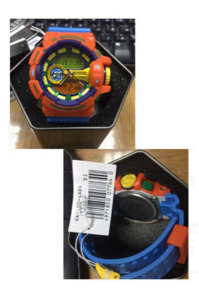 Used Gshock legit in Dubai, UAE