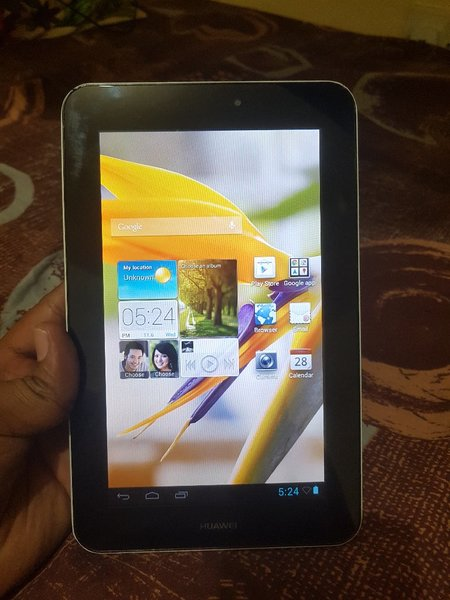 Used Huawei Media Pad 7 Youth TAB in Dubai, UAE