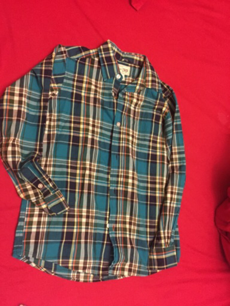 Used Shirt branded new 12 yrs old  in Dubai, UAE