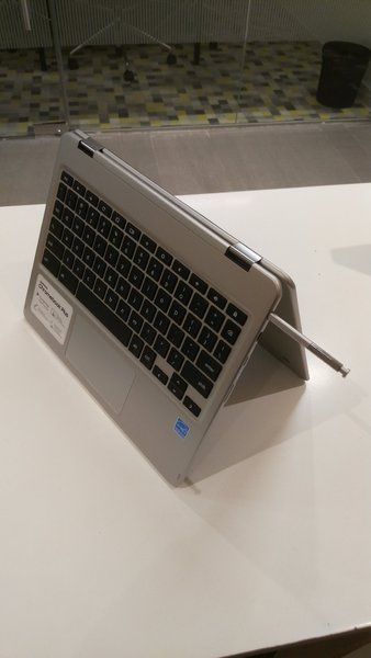 Used SAMSUNG CROMEBOOK PLUS With Business BAG in Dubai, UAE