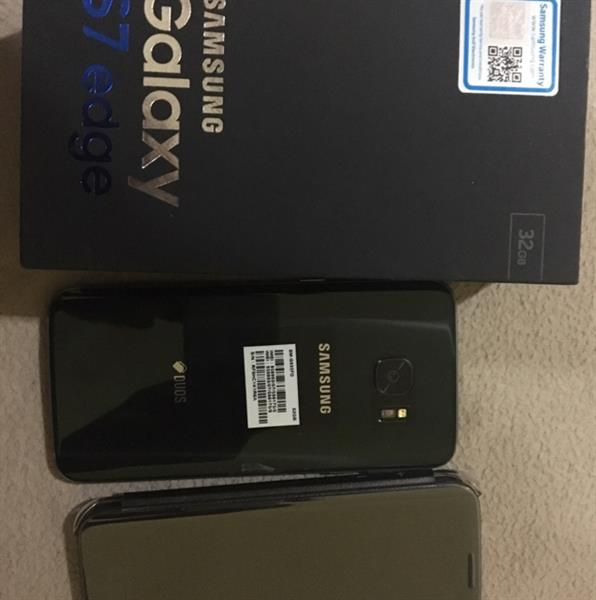 Used Samsung S7edge 32Gb Very Good Conditions 100% New Unused Bil Box With Warnty Available Samausng Store in Dubai, UAE