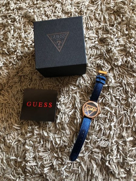 Used Guess watch new in Dubai, UAE