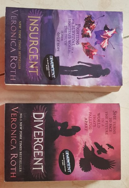 Used Divergent series (1 and 2) in Dubai, UAE