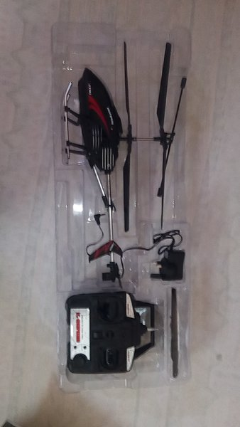 Used Heliway rc helicopter in Dubai, UAE