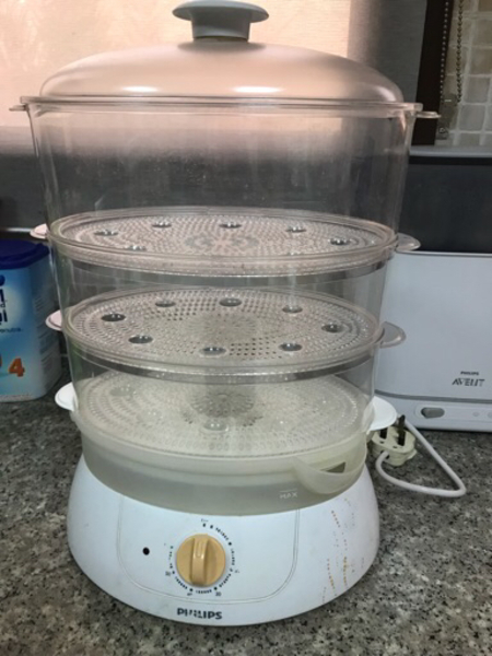 Used Philips 3 Level Steamer  in Dubai, UAE