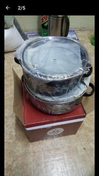 Used Reoona 10pcs Casserole Set... in Dubai, UAE