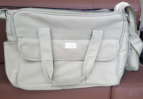 Used Juniors Baby Nursing And Diaper Bag in Dubai, UAE