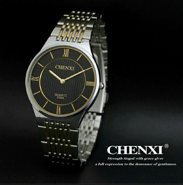 Used Ultra Thin Steel Classic Watch for Men in Dubai, UAE