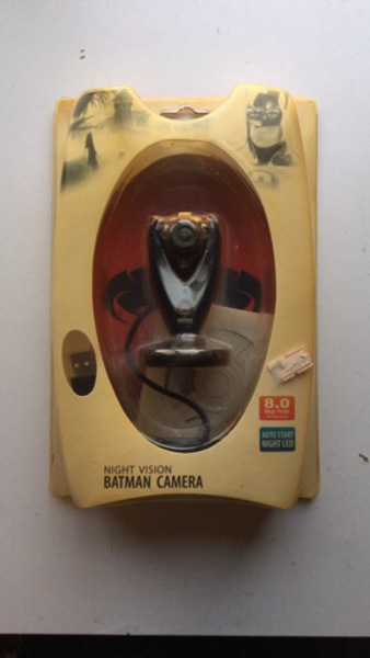 Used NIGHT VISION BATMAN CAMERA in Dubai, UAE