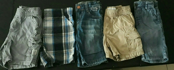 Used Preloved Baby Shorts HM-24 Month,Place-1 in Dubai, UAE