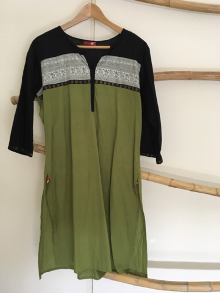 Used Designer cotton Kurta  in Dubai, UAE