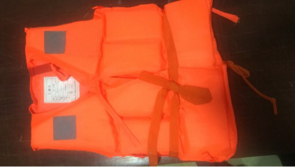Used Life Jacket for 4 - 6years kids. in Dubai, UAE