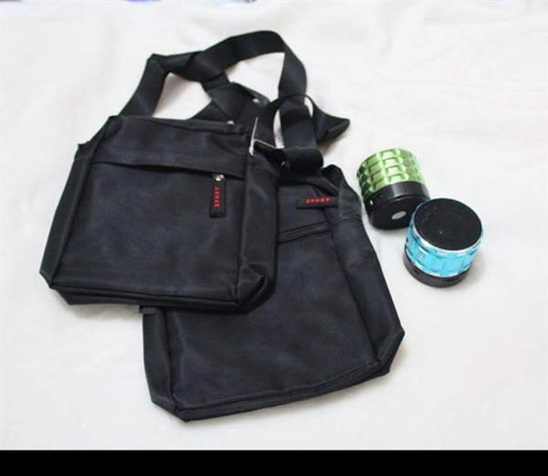 Used Sling Bag & Bluetooth Speaker in Dubai, UAE