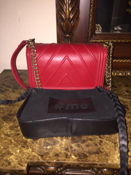 Used Blue and black bags in Dubai, UAE