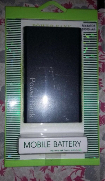 Used Power Bank 10,000 mAh for Android & IOS in Dubai, UAE
