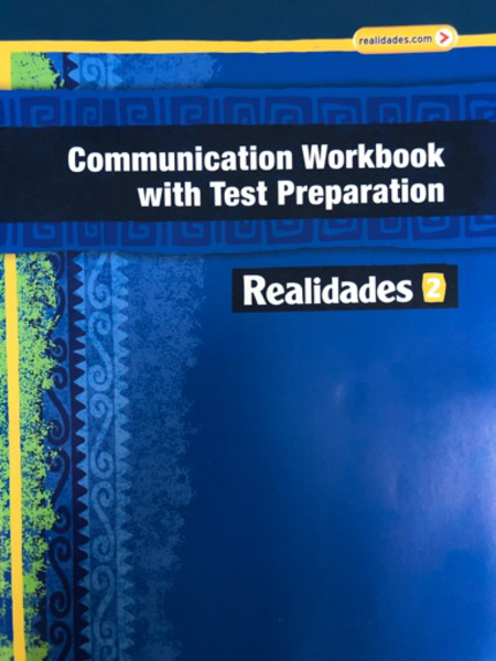 Used Realidades 2 Workbook  in Dubai, UAE