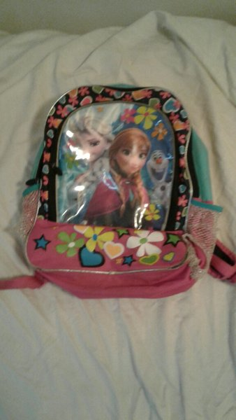 Used Frozen backpack in Dubai, UAE