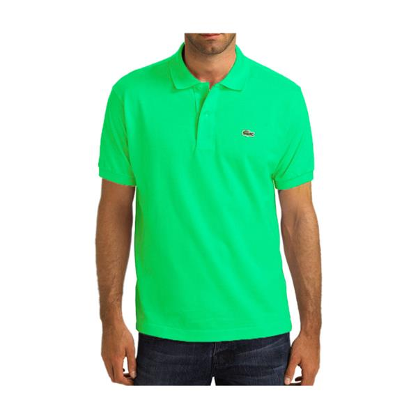 Used Lacoste Classic T-shirt 100% Cotton Dry&cool Material in Dubai, UAE