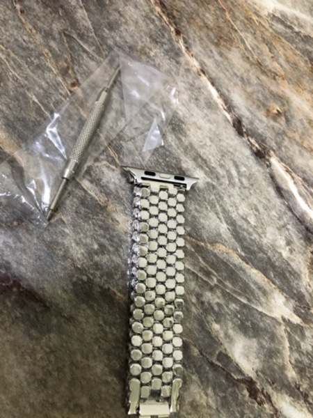 Used Apple watch band 25mm... in Dubai, UAE