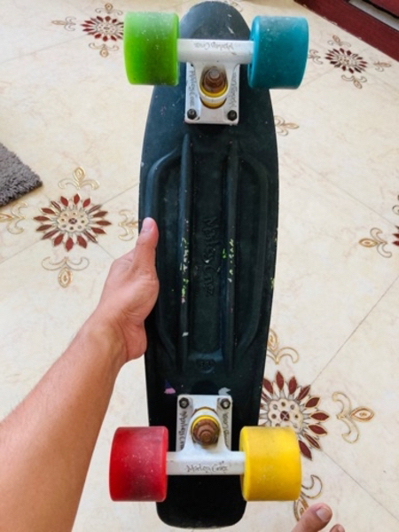 Used Marley cruz skateboard 22 inch in Dubai, UAE