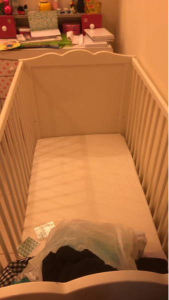 Used Baby bed from Ikea in Dubai, UAE