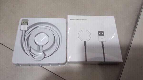 Used Magnetic Charging Cable for Apple Watch in Dubai, UAE