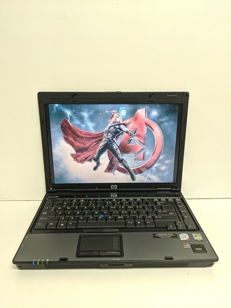 Used Hp Compaq 6910p laptop in Dubai, UAE