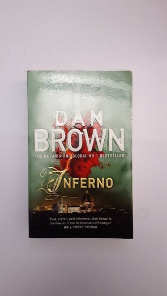 Used Inferno- Dan Brown in Dubai, UAE