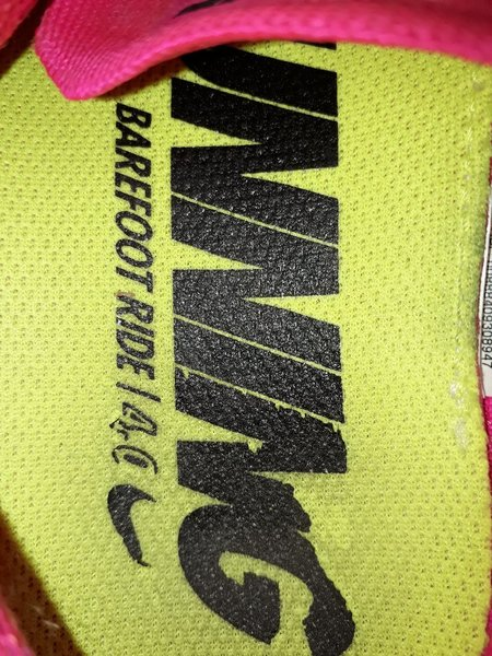 Used Nike running barefoot ride 4.0 ladies in Dubai, UAE
