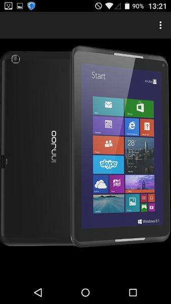 "Used Innjoo Leap3, 8"" Intel Tablet in Dubai, UAE"