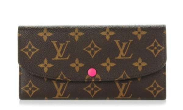 Used Lv emilie wallet in Dubai, UAE