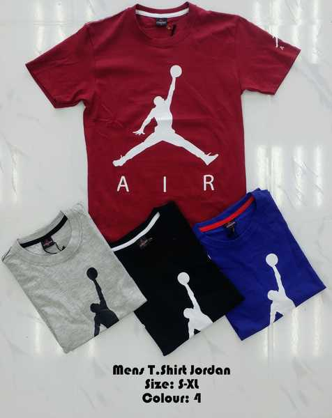 Used Mens T/S Jordan in Dubai, UAE
