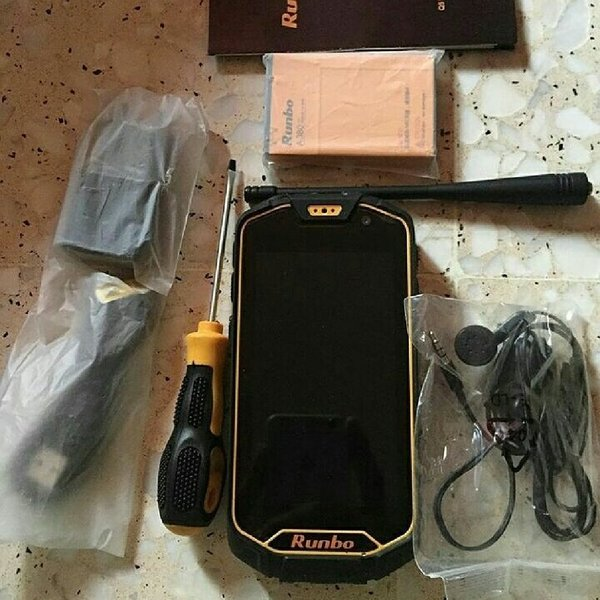 Used Runbo Q5 in Dubai, UAE