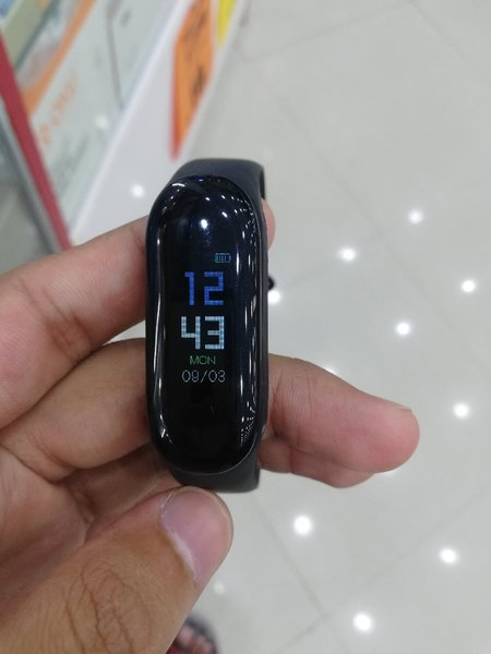 Used M3 Health bracelet in Dubai, UAE