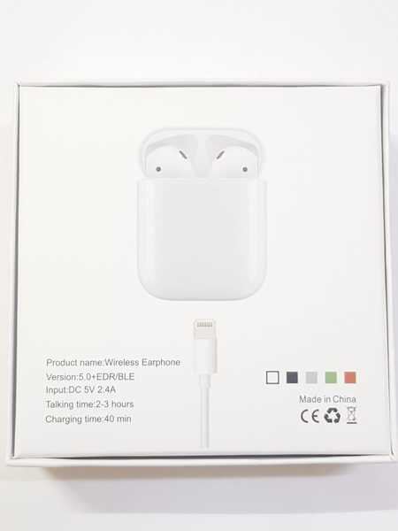 Used Airpod new model I 12 in Dubai, UAE