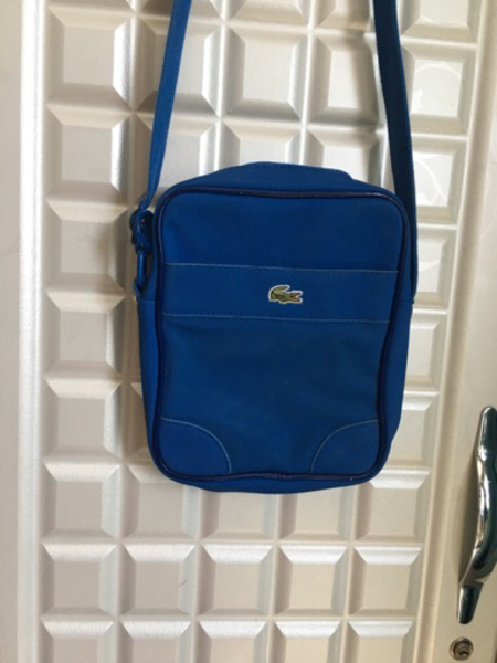 Lacoste Sling Bag Small Authentic