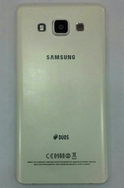 Used Samsung Galaxy A5 -16 Gb White Good Condition